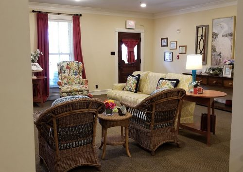 Beeville Home Living Room